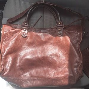 Balenciaga Paris Genuine Leather bag